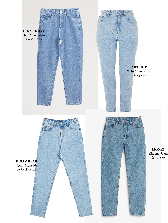 9ecbc7bed4d Victoria Törnegren » Wardrobe Guide: MOM Jeans