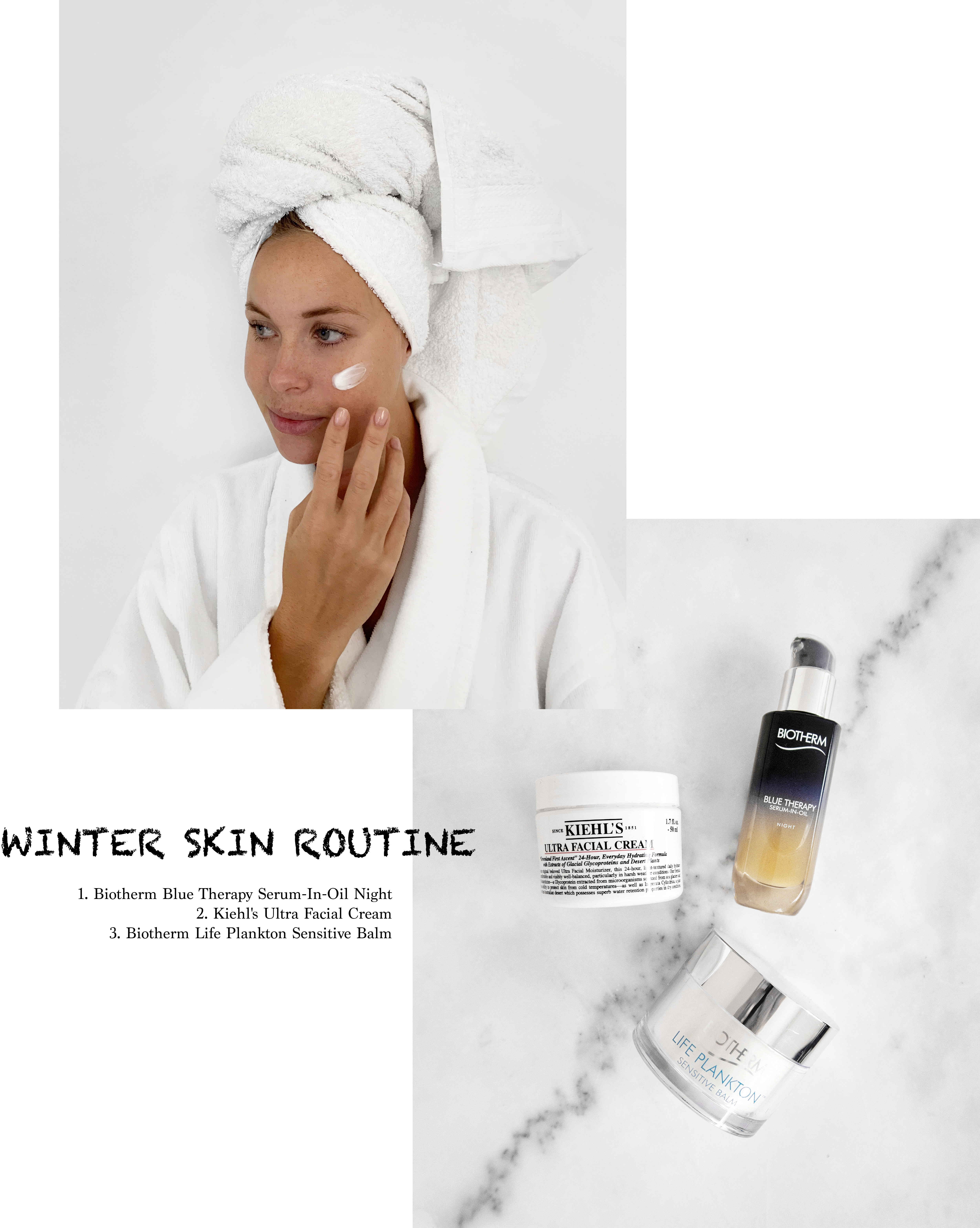 Outfit Products That Will Save My Winter Skin by Victoria Törnegren